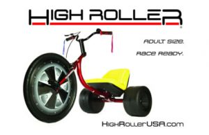 Adult Size High Roller